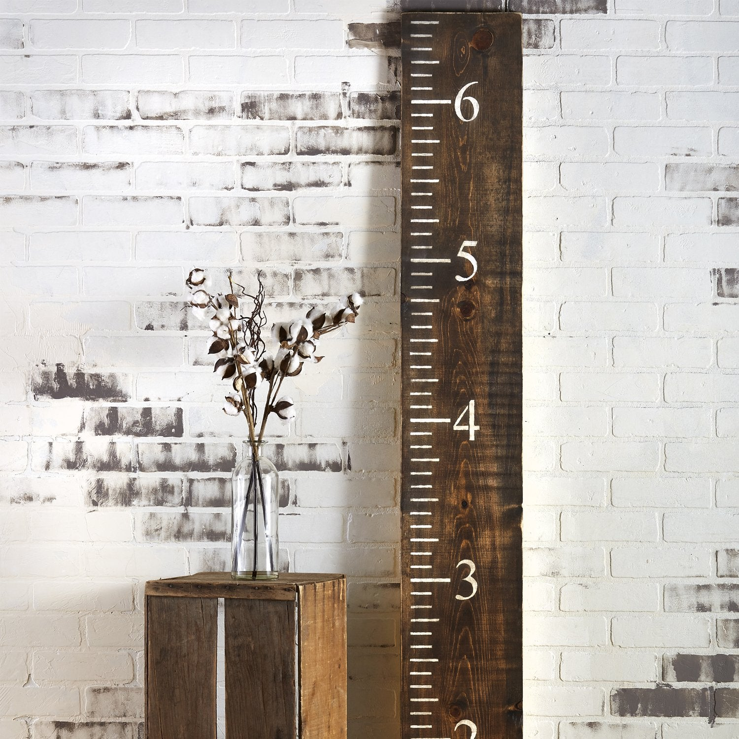 6ft Growth Chart Ruler Stencil