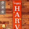 Vertical Happy Harvest Y'all Porch Stencil
