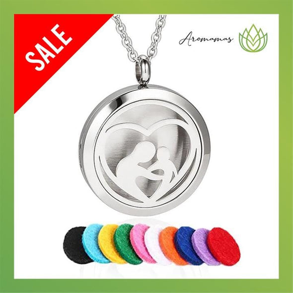Mother's Love Aromatherapy Necklace