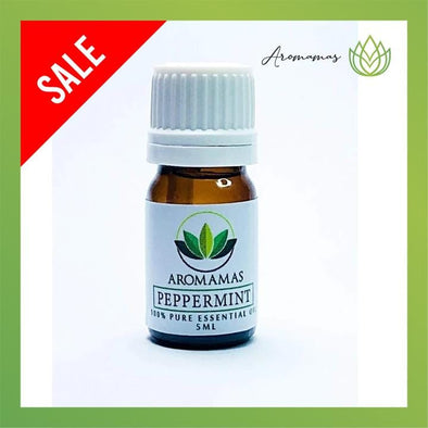 5ml Peppermint Pure Essential Oil