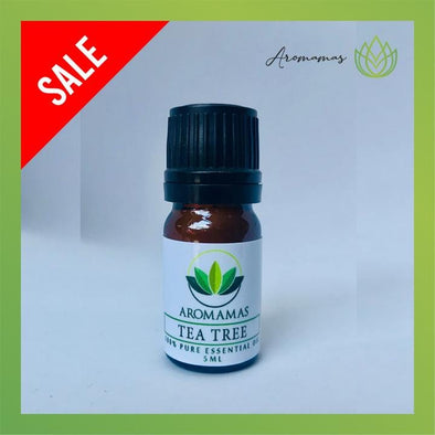 5ml Tea Tree 100% Pure and Natural Essential Oil
