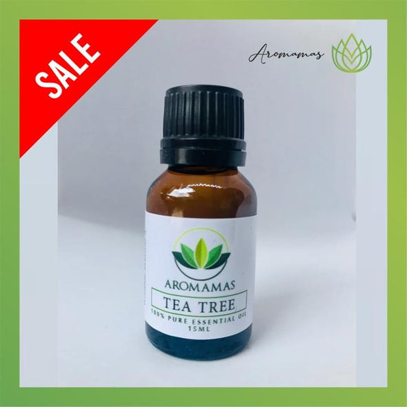 15ml Tea Tree 100% Pure and Natural Essential Oil