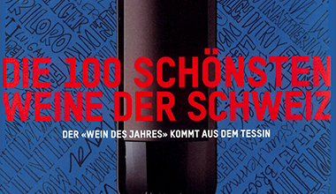 3 WINES BY DELEA IN THE TOP 100 BEST SWISS WINES!