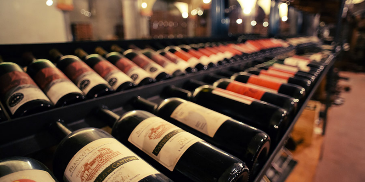Buy your favorite bottles and store them in the best way