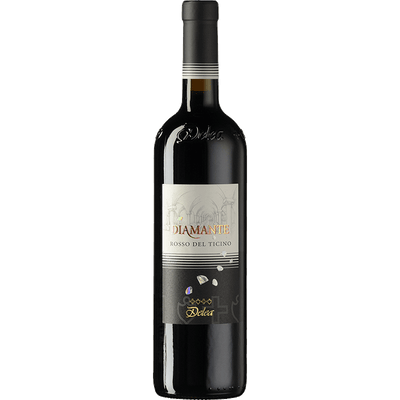 Diamante Red Wine Ticino Doc Delea Vini e Distillati