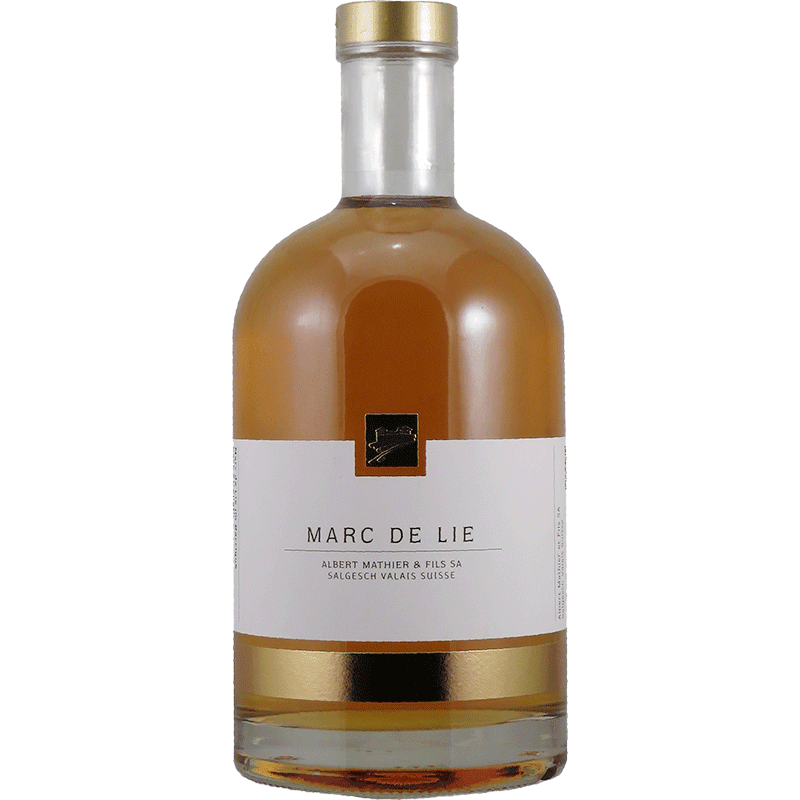 Marc de Lie Distillate AOC Valais