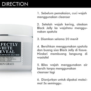 Deep Metabolism Black Jelly Mask 300ml