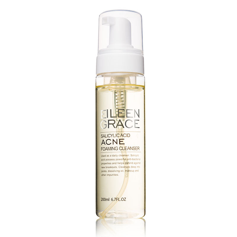 Oil Free Acne Foaming Cleanser 200ml