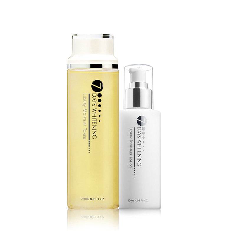 SET0011 - Luxury  Toner 250ml + Luxury Lotion 120ml