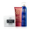 SET0049 - Black Jelly Mask 300ml, Absolutely White Moisturizer CC Cream 50ml, Sunscreen Cooling Spray 180ml
