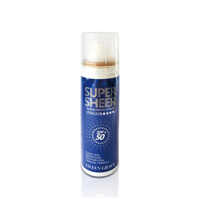 SPF 50+ Sunscreen Cooling Spray 50ml