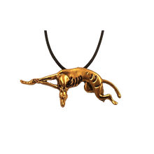 Egyptian Greyhound Necklace 1