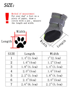 CLEARANCE - High Quality Greyhound Boots