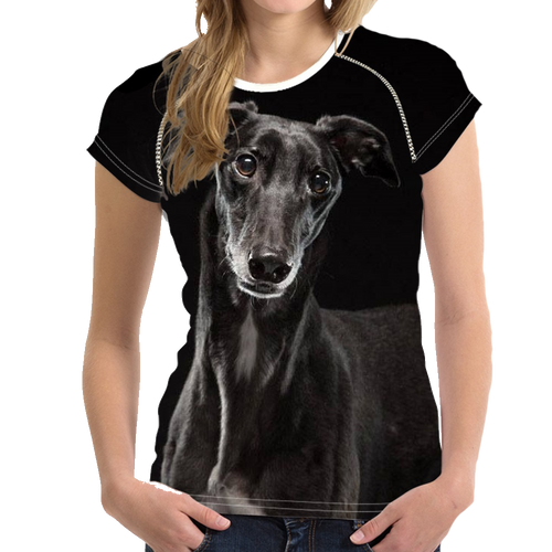 Love of Greyhounds T-Shirt 7