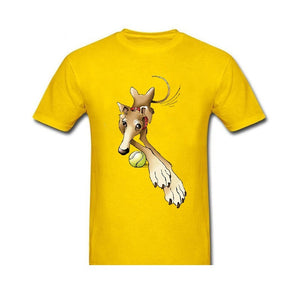 Let's Play Greyhound T-Shirt (9 COLORS)