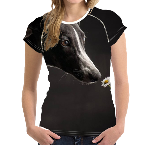 Love of Greyhounds T-Shirt 6