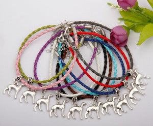 Charitable Events - Lot of 50 Love of Greyhounds Bracelets
