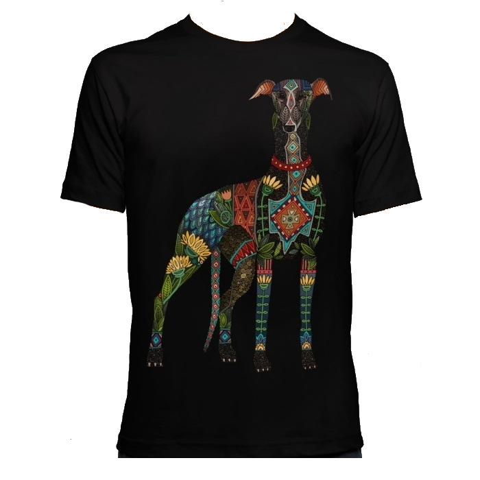 Greyhound Collage T-Shirt