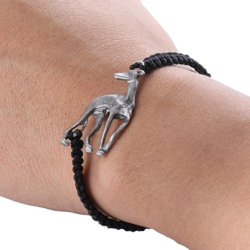 Greyhound Rope Bracelet