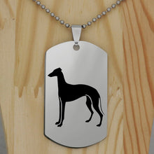 New Greyhound Necklaces / Key Chains