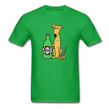 Just a Sip Greyhound T-Shirt