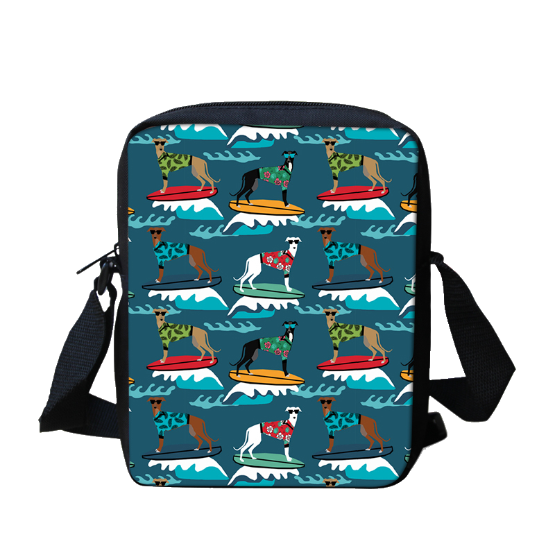 Surf Hound Messenger Bag
