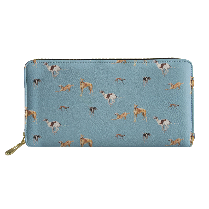 Blue Greyhound Wallet