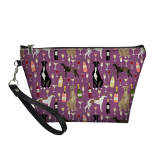 Greyhound Party 1 Cosmetic Bag