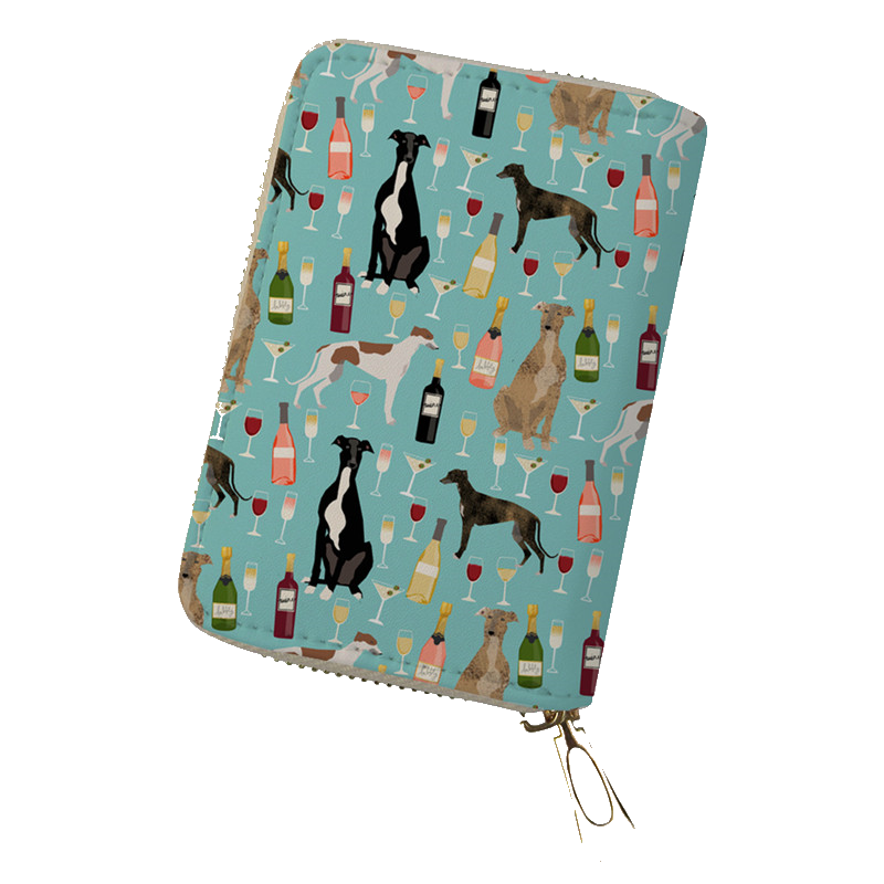 Greyhound Party 2 Wallet