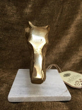 New Brass Metal Greyhound Art Sculpture