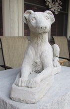 Solid Greyhound Statue / Memorial