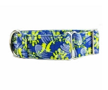 Dashes Of Yellow Martingale Collar