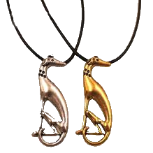 Egyptian Greyhound Necklace 2