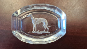 Antique 1930's Art Deco Minature Dish