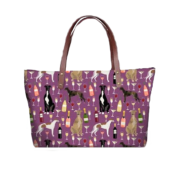 Greyhound Party Handbag 1