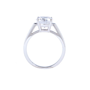 2 ct solitaire