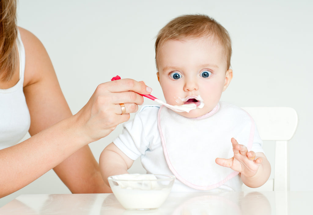What am I going to feed my 4 month old baby?