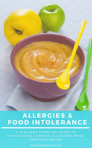 Allergies & Food Intolerance Ebook