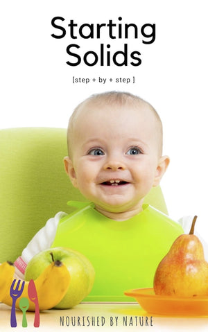 Starting Solids Ebook