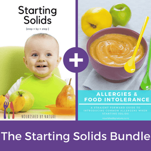 Starting Solids Bundle