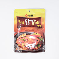 샘표 춘천 닭갈비 양념 - SPICY CHICKEN WOK SAUCE (3~4servings)