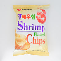 알 새우칩 - SHRIMP FLAVORED CHIPS (45G)