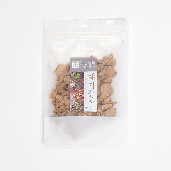 돼지감자 - DRIED JERUSALEM ARTICHOKE (3.52 OZ)