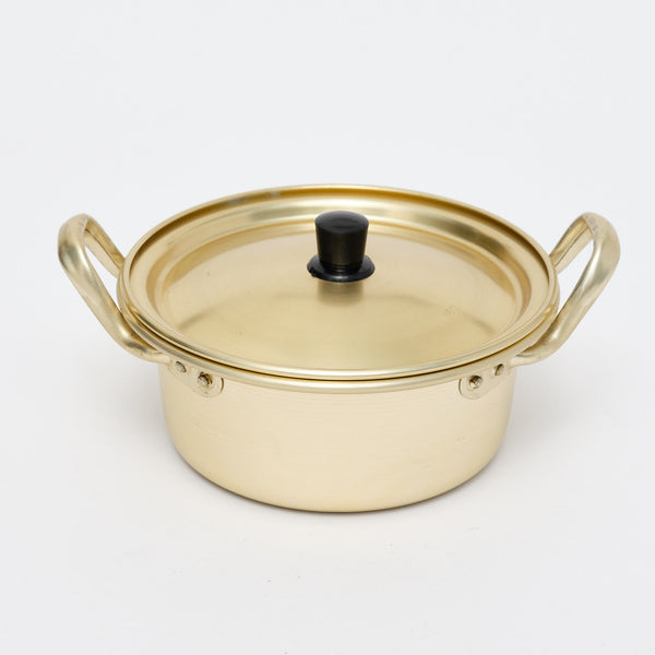 16 CM 양은 냄비 - 16CM KOREAN NOODLE RAMYEON POT (RAMEN POT)