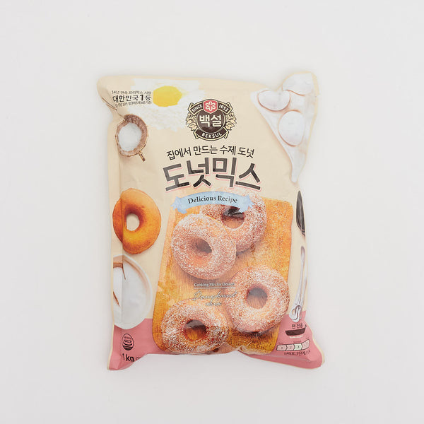 백설 도넛 믹스 - KOREAN DOUGHNUT MIX (2.2 LBS)