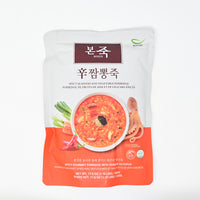 본죽 단호박죽- Bonjuk Sweet Pumpkin Porridge (17.6 oz)