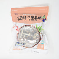 바다원 디포리 다시팩 넉넉한 대용량 - BAG FOR SOUP STOCK LARGE-EYED HERRING BIG SIZE (15g x 20 packs)