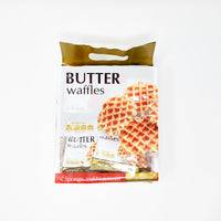 리치 버터 와플 (12 PACKS) - RICH BUTTER WAFFLES (180G)