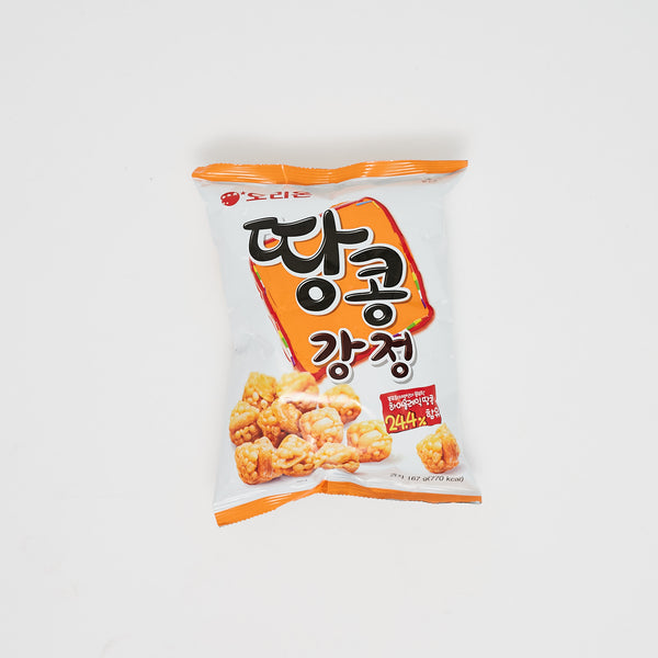 땅콩 강정 - PEANUT CRUNCH CRACKER (167G)