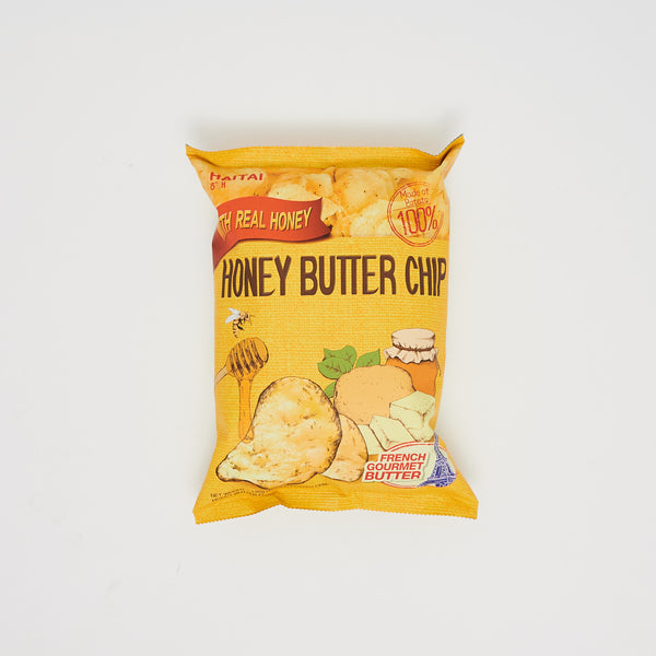 허니 버터 칩 - HONEY BUTTER CHIP (120G)
